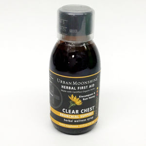 Clear Chest Herbal Syrup
