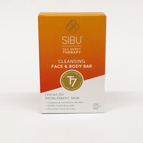 SIBU Cleansing Face & Body Bar