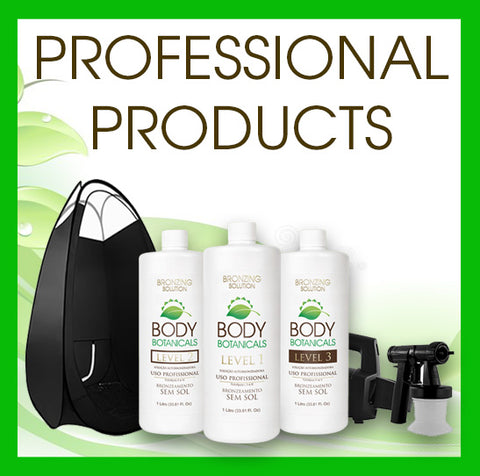 Body Botanicals Professional Sunless Tanning Products