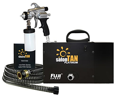 Fuji 2150 Ultra Quiet Spray Tan Machine System - Body Botanicals