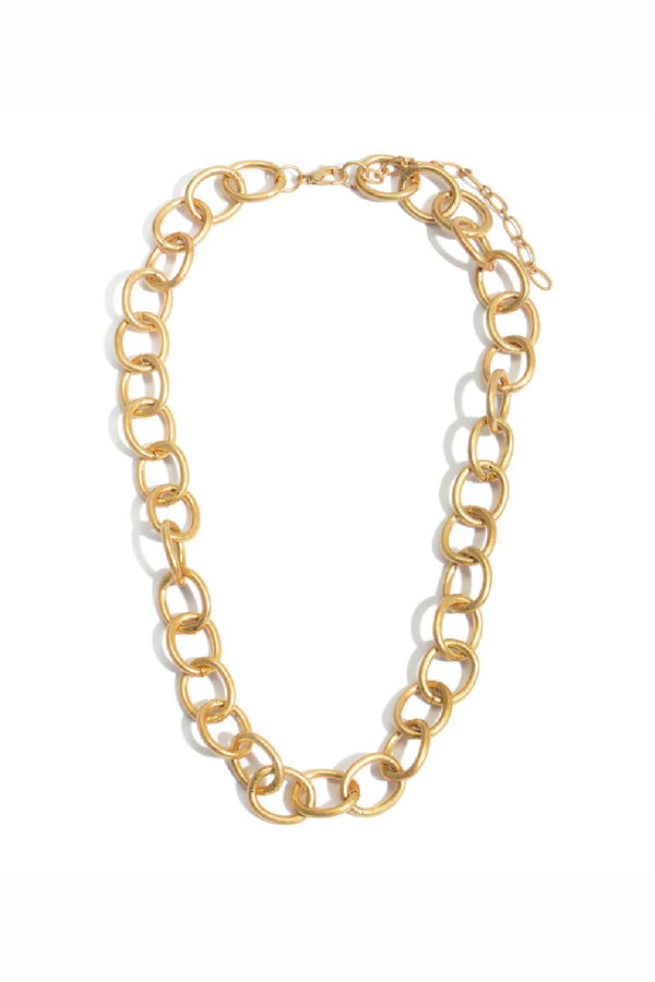 Gold Chain Necklace - Embellish Your Life