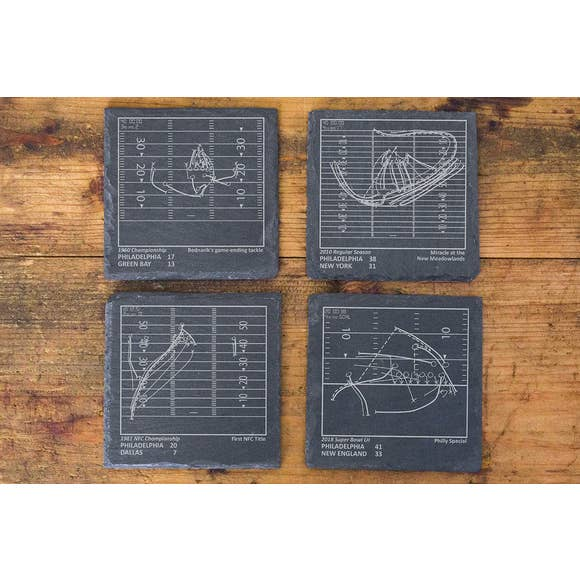 Eagles Coaster Gift Set - Embellish Your Life