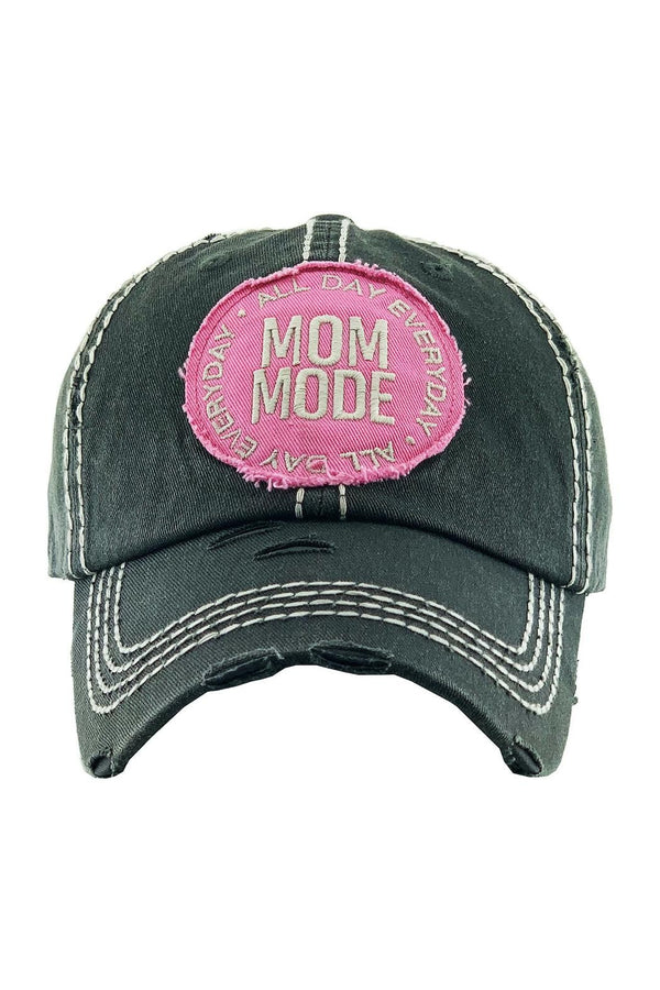 Mom Mode Baseball Hat