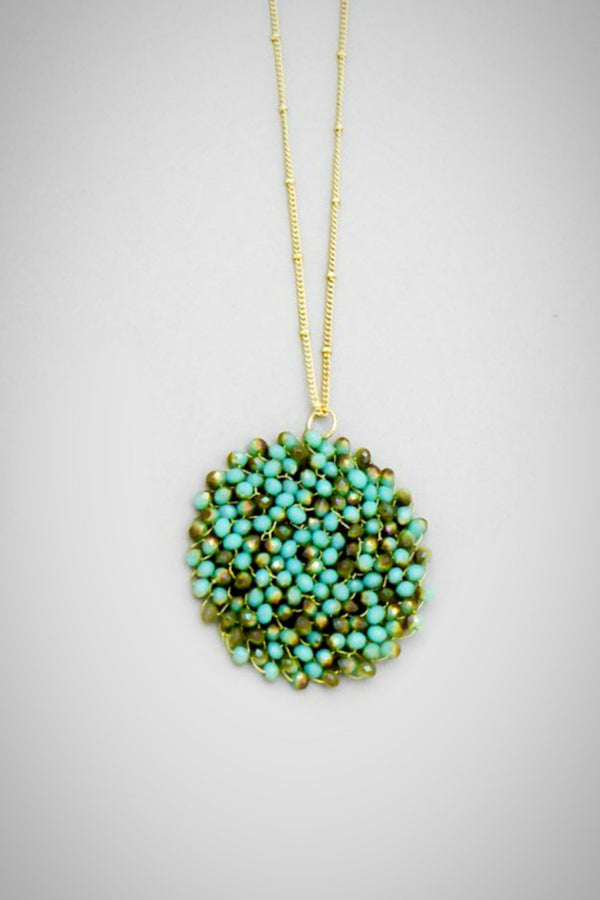 Round About Necklace