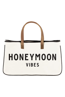Honeymoon Vibes Tote - Embellish Your Life