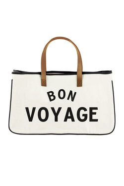 Bon Voyage Tote - Embellish Your Life
