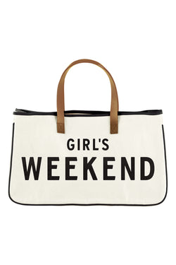 Girl's Weekend Tote