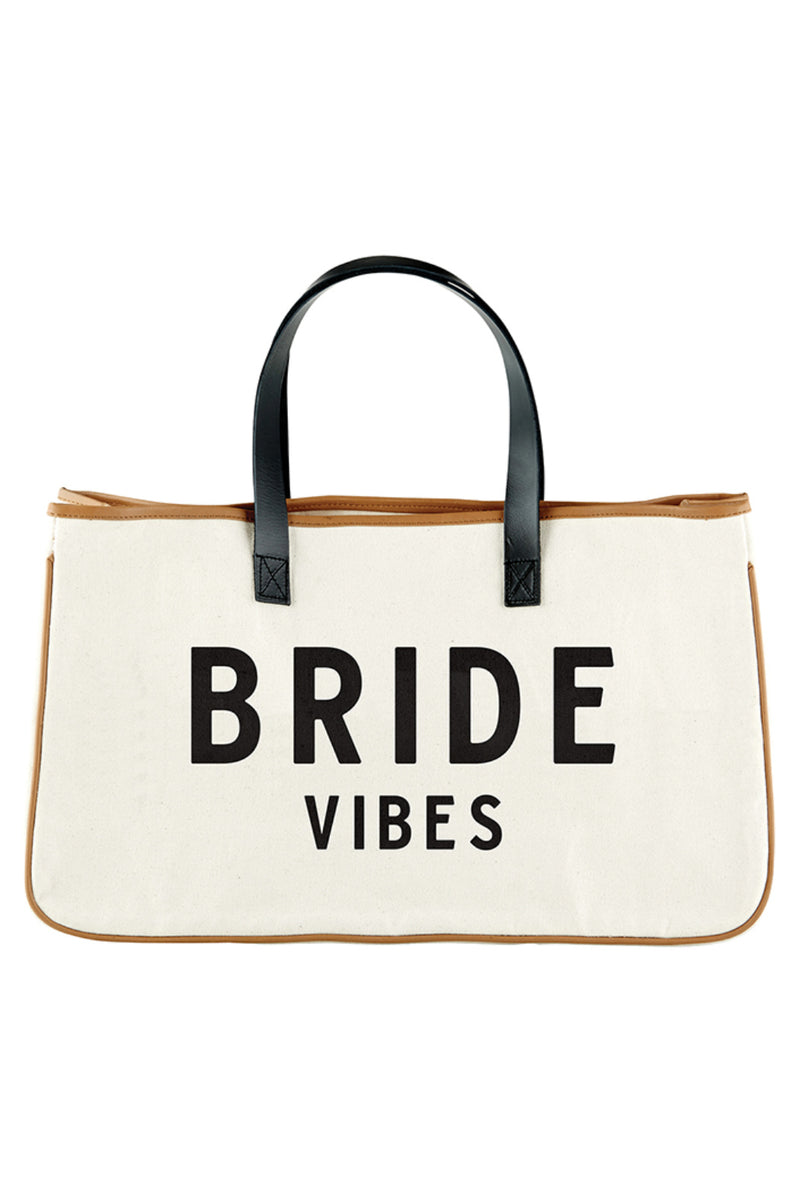 Bride Vibes Tote - Embellish Your Life