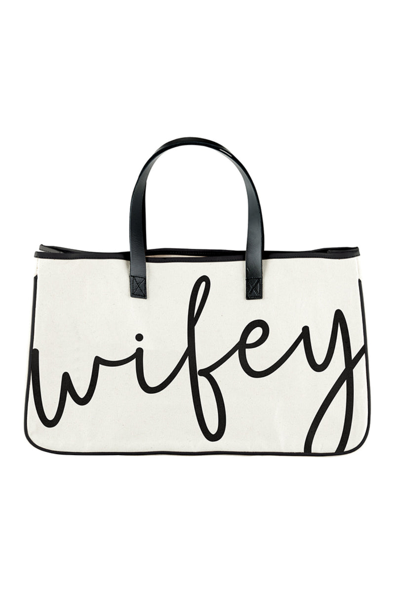 Wifey Tote