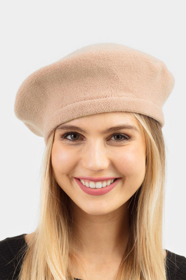 Stretch Beret Hat