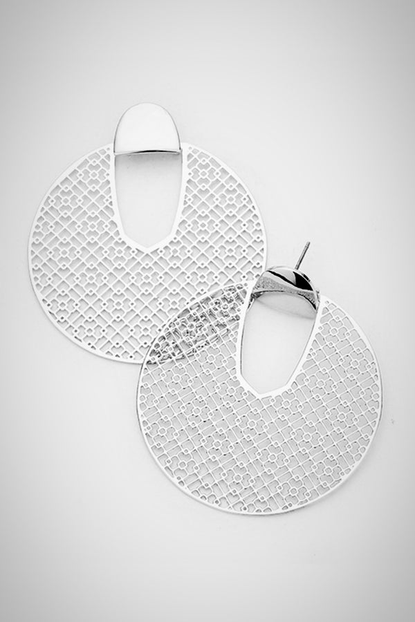 In the Round Earrings - Embellish Your Life