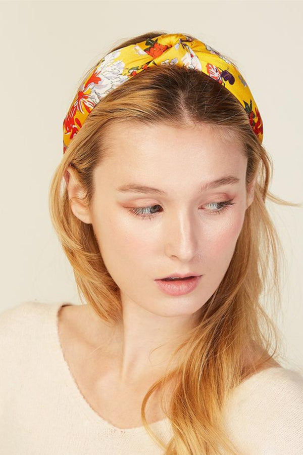 Floral Sunshine Headband