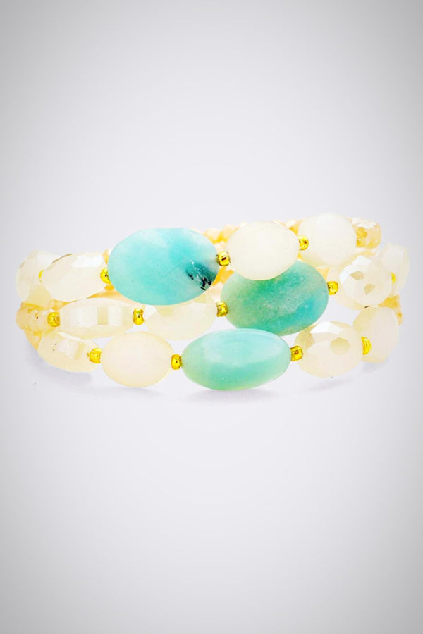 Minty Fresh Bracelet - Embellish Your Life