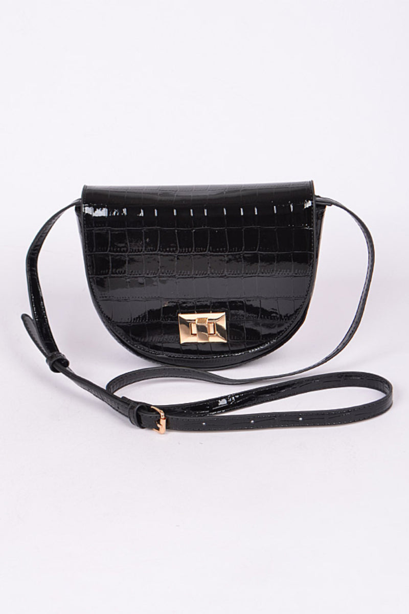 Alligator Crossbody Bag - Embellish Your Life