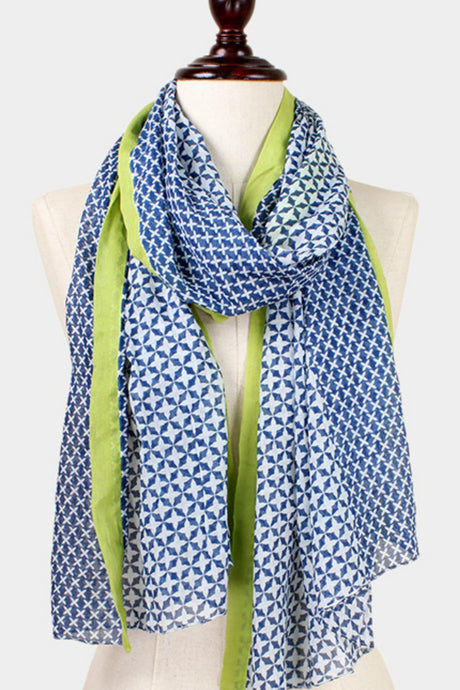 Preppy Prime Time Scarf