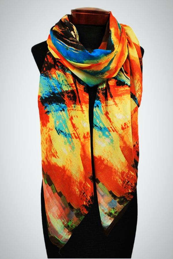Sunset Scarf - Embellish Your Life