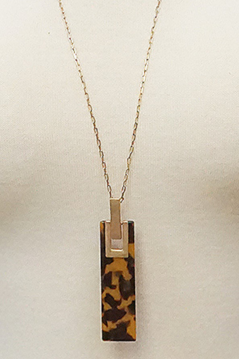 Torty Bar Necklace
