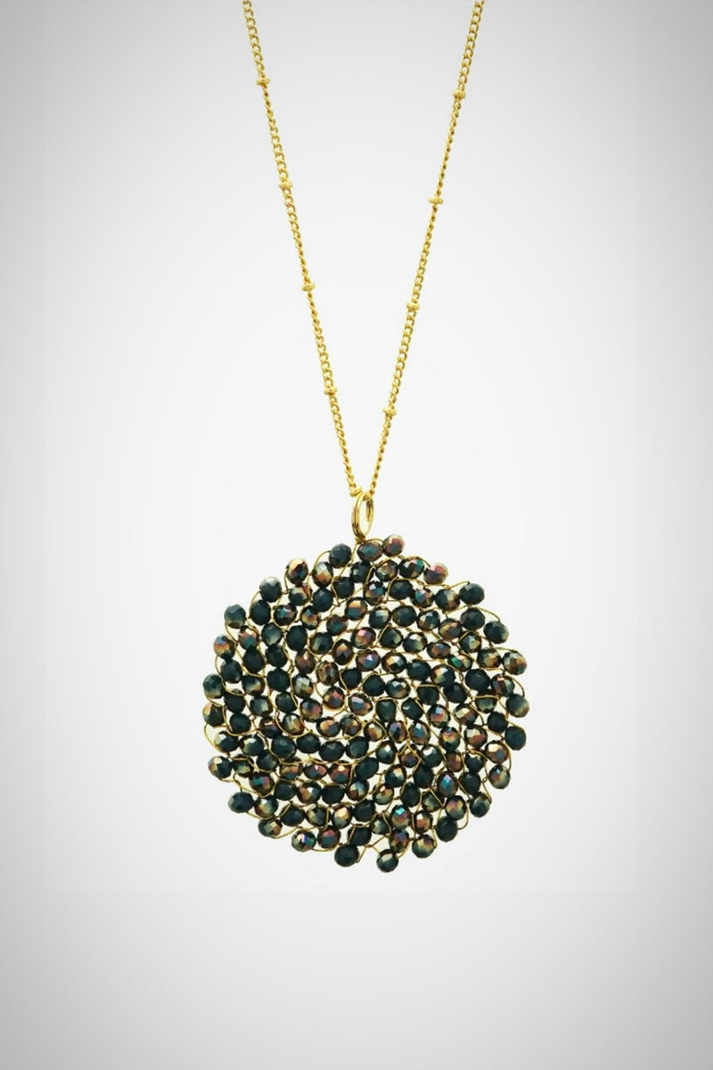 Round About Necklace - Embellish Your Life