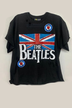 Beatles Tee Shirt - Embellish Your Life