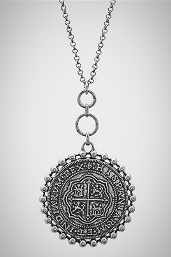 Coin It Necklace