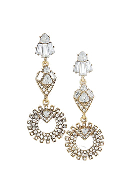 Crystal Queen Earrings