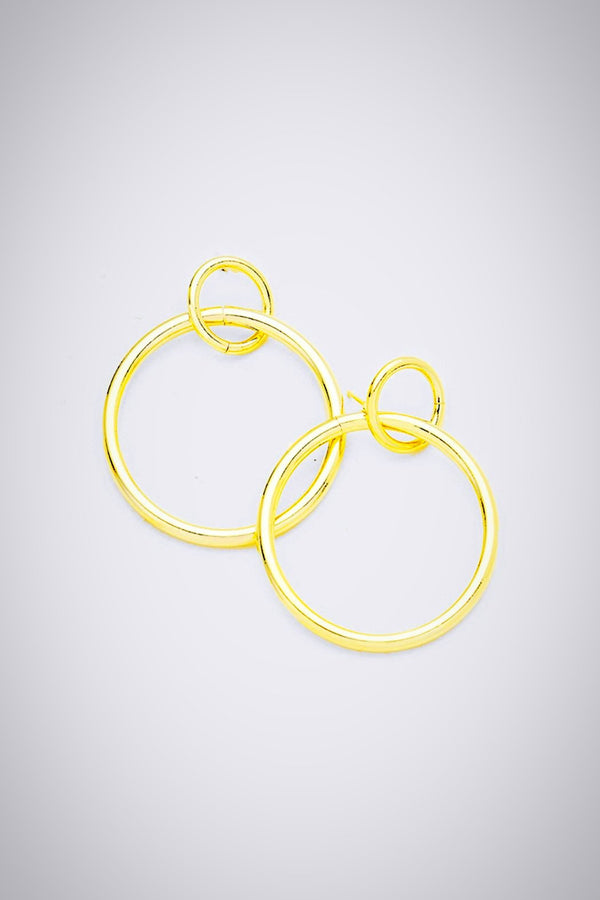 Loopy Hoop Earrings - Embellish Your Life