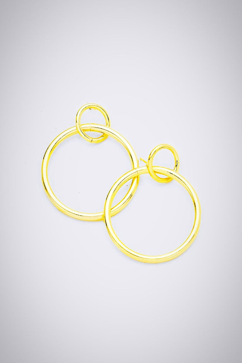 Loopy Hoop Earrings
