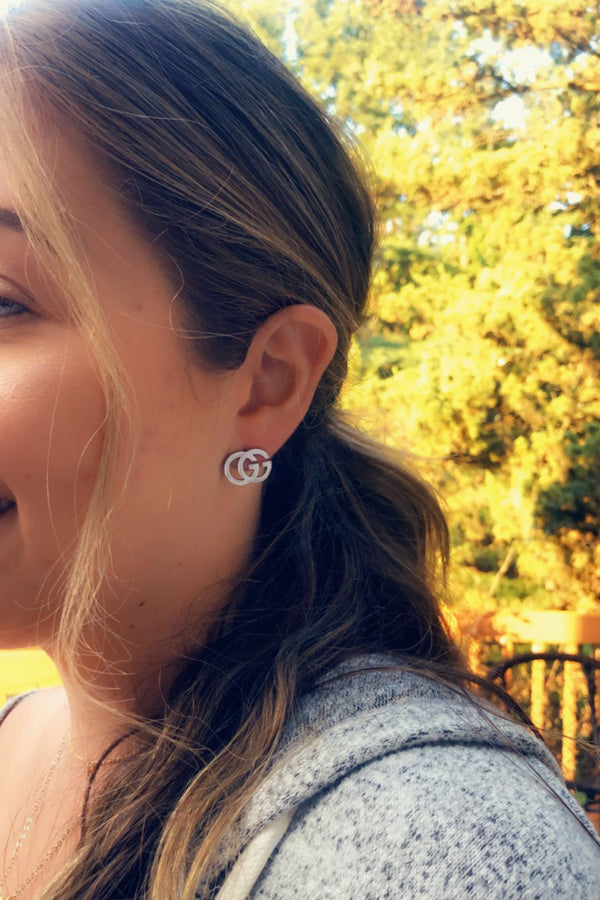 Inspired Cut-Out Earrings - Embellish Your Life