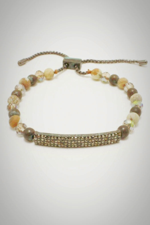 Bead Friendship Bracelet - Embellish Your Life