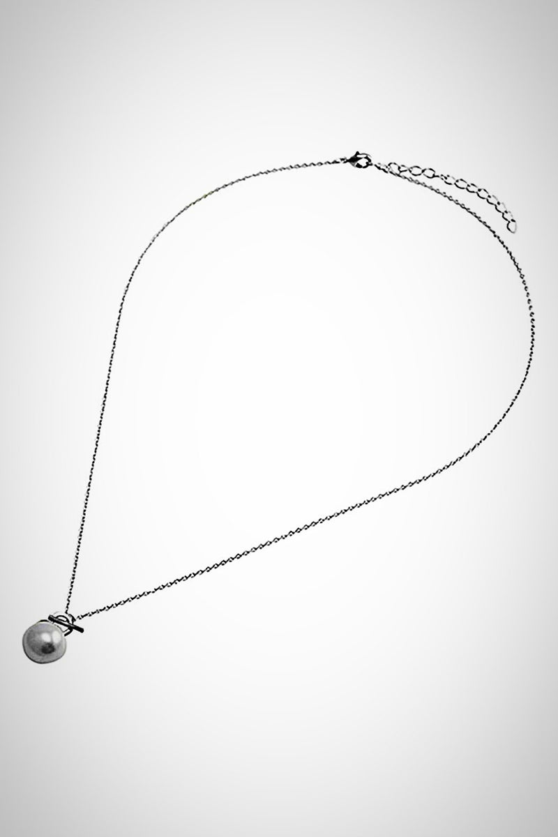 Freshwater Pearl Pendant Necklace - Embellish Your Life
