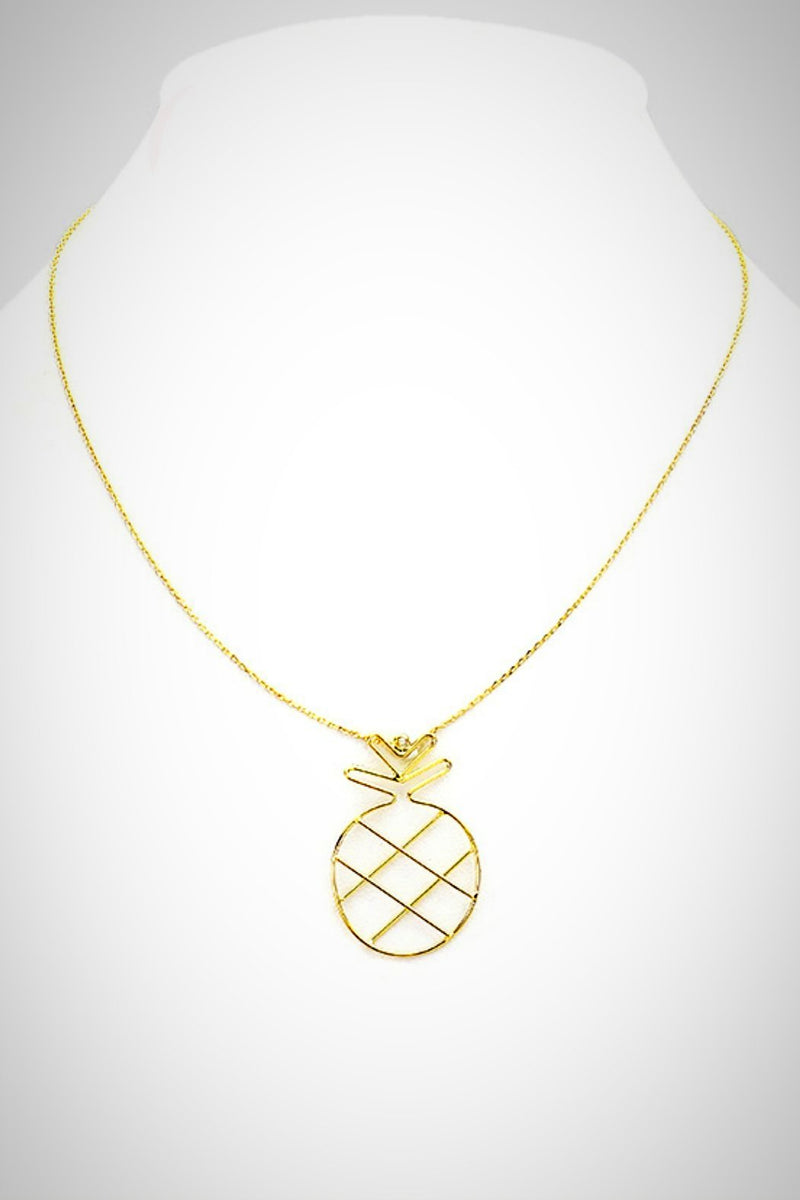 Pina Colada Necklace
