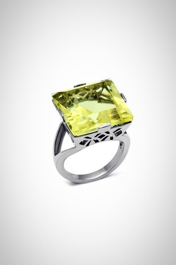 Citrine Sunshine Ring - Embellish Your Life
