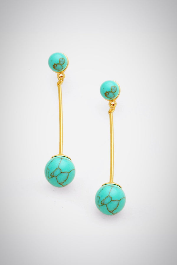Play Ball Earrings - Embellish Your Life