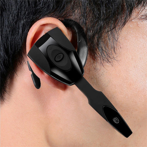 Bluetooth 4.1 wireless headphones earphone headset with microphone mini handfree ear hook headset for all Smartphones