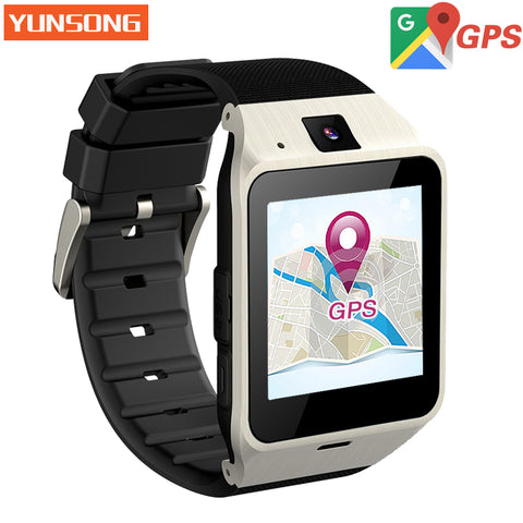 Smart Watch Wearable Devices GV18 Aplus Children Kid Wristwatch Bluetooth Smartwatch Phone sport wristwatch Radio PK GT08 U8 M26