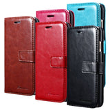 Luxury PU Leather CASE with Cover Flip Coque for Card Holders for iPhone iPhone 6 6S Plus Wallet