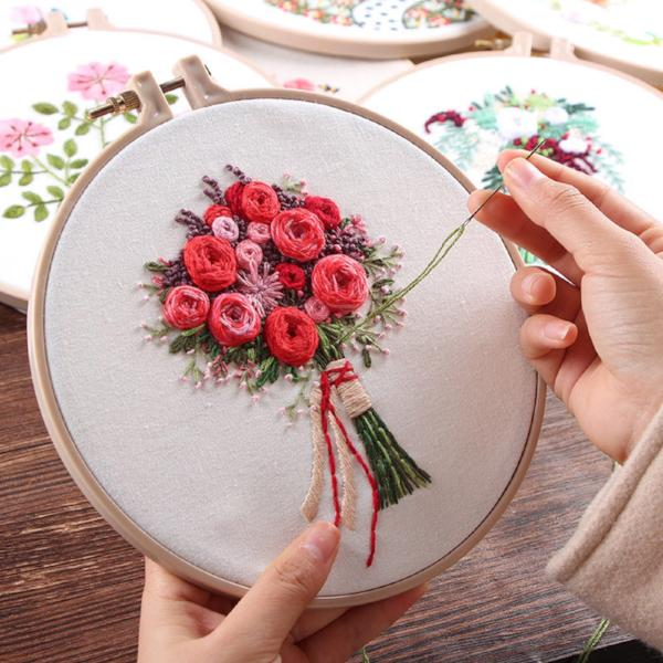 RightStitch Embroidery Set