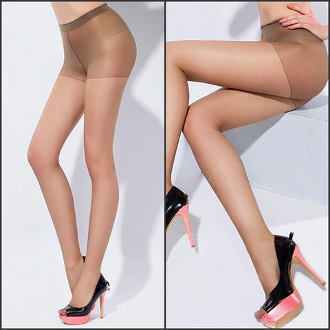 Image of Unbreakable Sheer Pantyhose - World's Strongest Pantyhose For Real Ladies - Goods on Fire