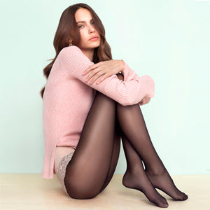 Unbreakable Sheer Pantyhose - World's Strongest Pantyhose For Real Ladies