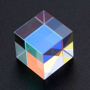 Fairy Light Projection Cube