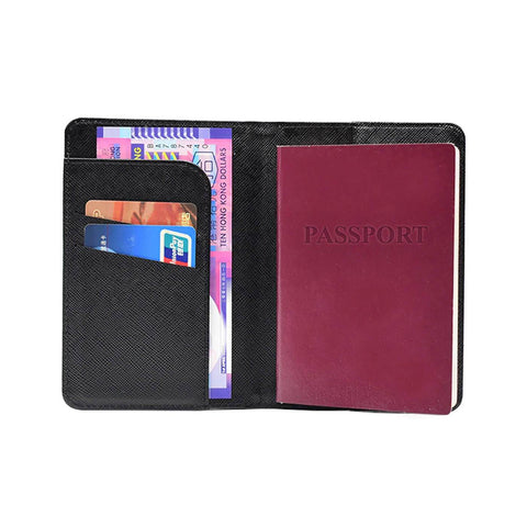 Witchcraft & Wizardry Passport Holder