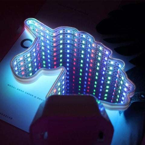 🦄 Infinity LED Light