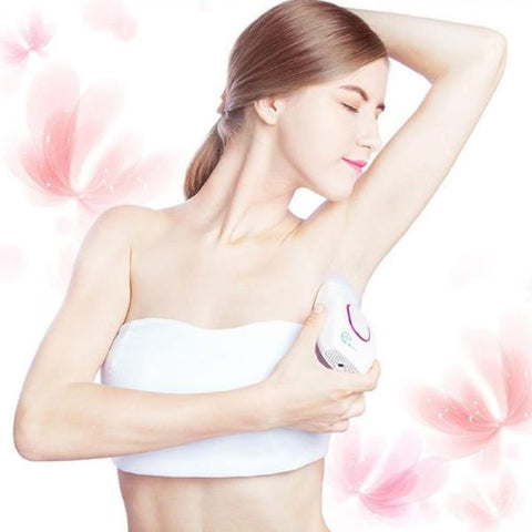 SilkTouch IPL Hair Removal Device