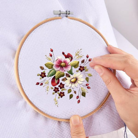 RightStitch Embroidery Set - Goods on Fire