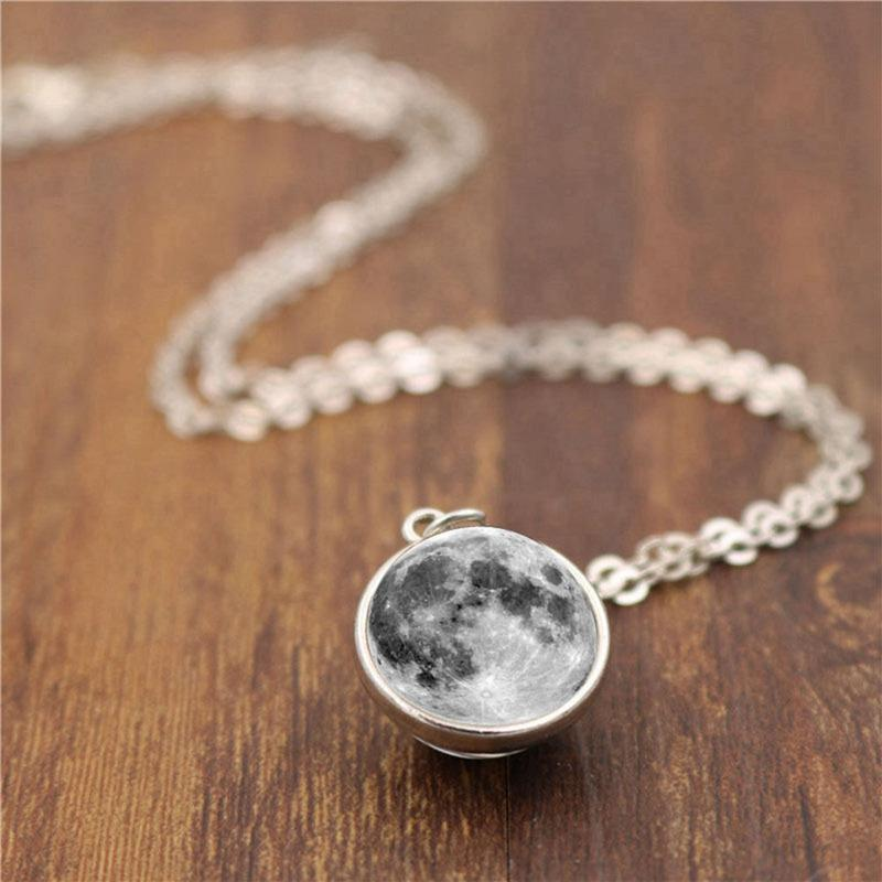 TrueLove Full Luna Necklace