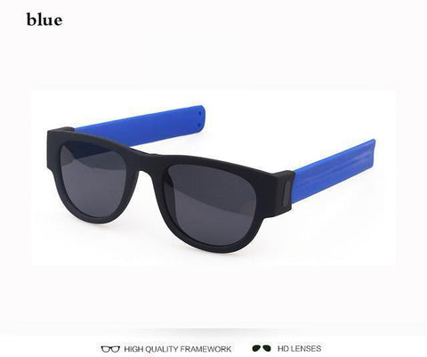 Image of Folding Sunglasses - Goods on Fire