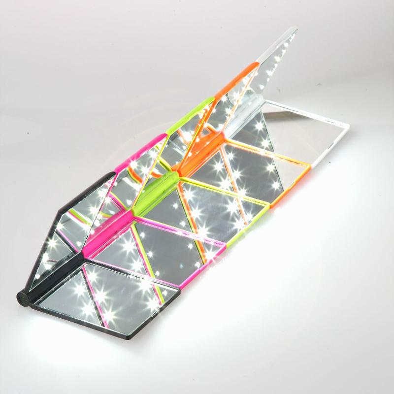Portable 8 LED Lights Makeup Mirror - Goods on Fire