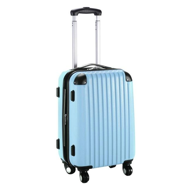 ABS Plastic Rolling Luggage - Goods on Fire