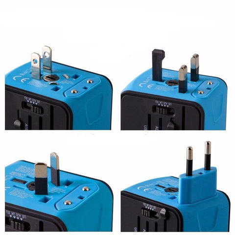 Image of Travel Adapter with universal plug 3.0 - Goods on Fire