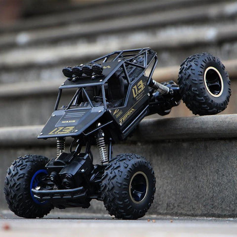 Image of OFF-ROAD REMOTE CONTROL CRAWLER CAR - Goods on Fire